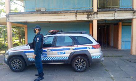 PM intensifica ostensividade em 19 escolas de Belém e Ananindeua