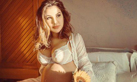 Nasce Maria Liz, primeira filha da cantora paraense Liah Soares