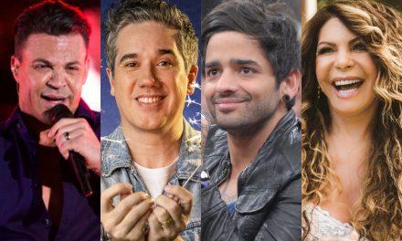 Lives de hoje: Eduardo Costa, Jota Quest, Fresno, Elba Ramalho e mais shows para ver em casa