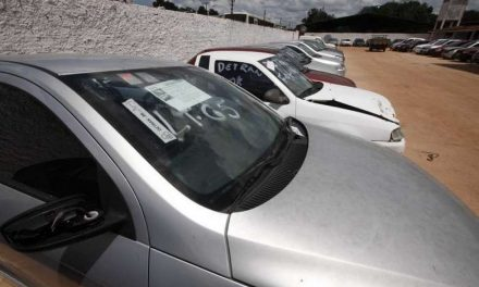 Detran realizará leilão com mais de 400 veículos no próximo dia 31 deste mês