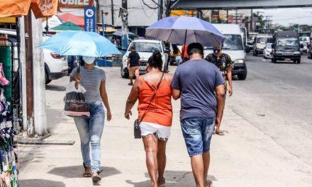 Pará deve permanecer com tempo quente até novembro, diz Semas