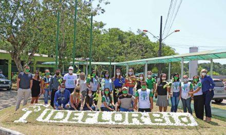 Órgãos estaduais recebem mudas de espécies nativas da Amazônia doadas pelo Ideflor-Bio
