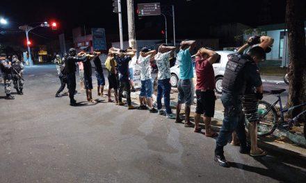 Órgãos de segurança realizam operação patrulhão em Bragança
