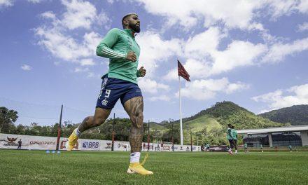 Escalação do Flamengo: Gabigol se diz pronto, e Dome faz mistério sobre time para enfrentar o Santos