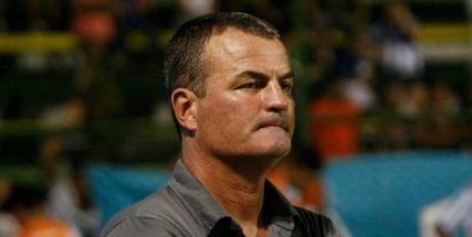 """Mazola vai ao Globo Esporte PA e responde torcedor que pede time mais ofensivo: """"Também espero"""""""