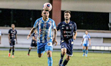 De virada, Paysandu vence o Remo e larga na frente pelo título do Parazão
