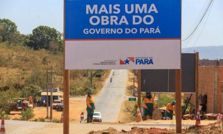 Asfalto Por Todo o Pará já está com 98% das ordens de serviço encaminhadas