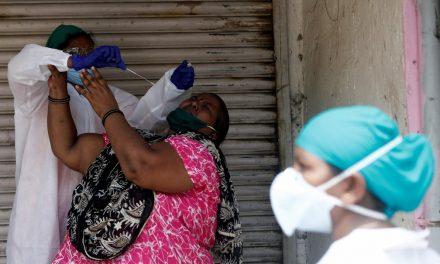 Índia supera os 4 milhões de casos de coronavírus