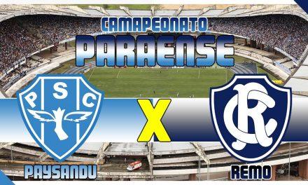 Remo x Paysandu veja prováveis escalações, desfalques e equipe de arbitragem do Re-Pa decisivo