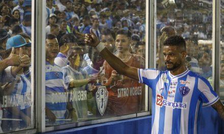 Com proposta do futebol paulista, volante Caíque Oliveira deixa o elenco do Paysandu