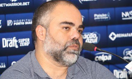 Dispensas, contratações, Mazola Jr e a situação financeira: Bentes avalia Remo pós Parazão