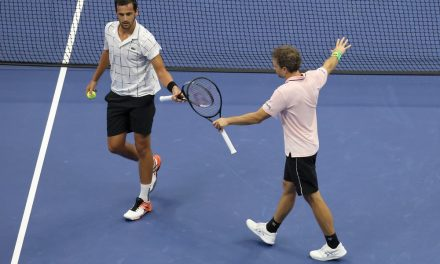 É bi! No aniversário de Guga, Bruno Soares faz grande jogo e conquista o US Open nas duplas
