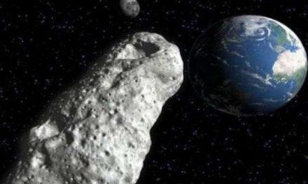 Asteroide se aproxima da Terra nesta segunda-feira