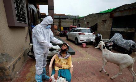 OMS alerta que pandemia supera ficção científica; Índia ultrapassa cinco milhões de casos