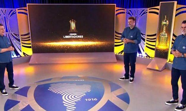 Libertadores alcança melhor audiência do dia para o SBT, Globo liderou com jogo do Corinthians e Jesus bateu recorde