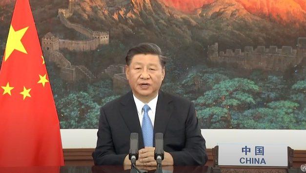 Xi Jinping diz na ONU que China não quer 'guerra fria ou quente' com nenhum país
