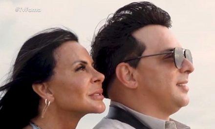 """Gretchen conta que sua lua de mel com Esdras será na Ilha de Marajó: """"No meio da mata"""""""