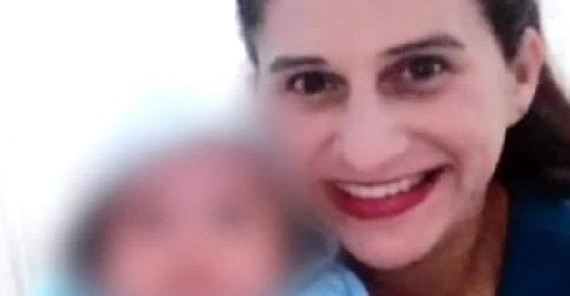 Corpos de mãe e bebê são achados em SC, e ex-companheiro confessa envenenamento