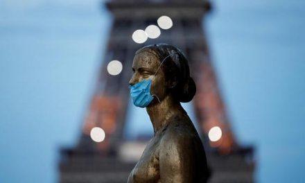Infecções crescem na França e Europa bate recorde de novos casos de covid