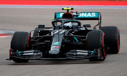 GP da Rússia: Bottas vence após punição a Hamilton, que fica em terceiro e tem recorde adiado