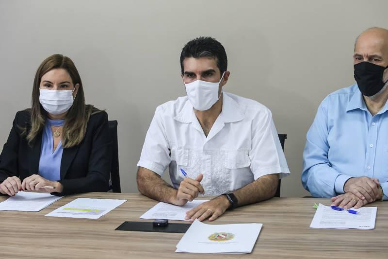 Governo do Estado garante projeto de água e esgoto sanitário para Mosqueiro