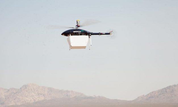 Drone voa por mais de 15km para levar rim para transplante nos EUA