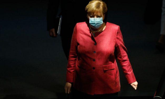 No dia dos 30 anos da reunificação da Alemanha, Merkel pede coragem para o país enfrentar o coronavírus
