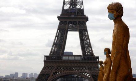 França tem o maior número de novos casos desde início da pandemia