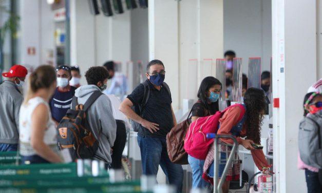 Governo quer reconhecimento facial em todos aeroportos do país