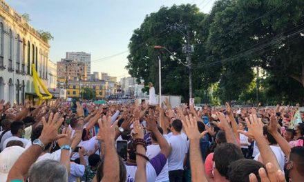 Após 5 horas de manifestações intensas e surpresas, manhã do Círio chega ao fim