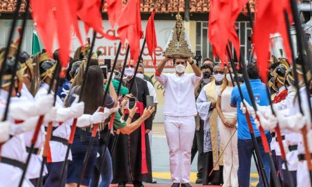 Solidariedade é a marca do Círio 2020, diz bispo auxiliar em missa de encerramento na Basílica