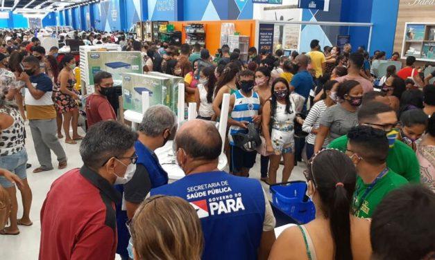 Havan em Belém é fechada por crime e representante da loja será levado para a delegacia
