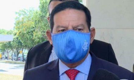 Mourão diz que é contra incluir o Pantanal no Conselho da Amazônia