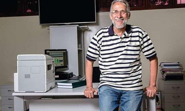 Professor Tadeu Oliver assume reitoria da UFPA de forma interina