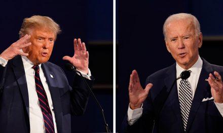 Eleitores idosos viram as costas para Trump