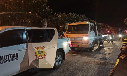 Órgãos de segurança em Bragança realizam operação para combater o uso de escapamentos irregulares