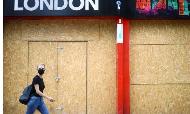 Londres adota lockdown mais rígido e terá inverno duro pela frente
