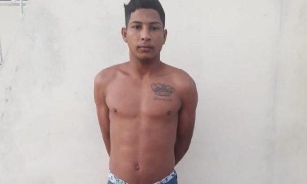 Jovem acusado de homicídio é preso na vila Sarapoí