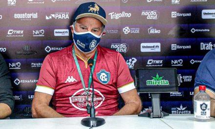 """Bonamigo reclama da """"falta de inteligência"""" em derrota e pede mais atenção na bola parada"""