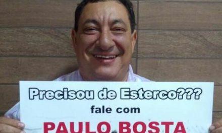Justiça Eleitoral manda candidato tirar 'bosta' do nome; entenda