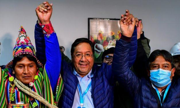 Bolívia conclui lenta apuração que sela vitória de Luis Arce nas urnas