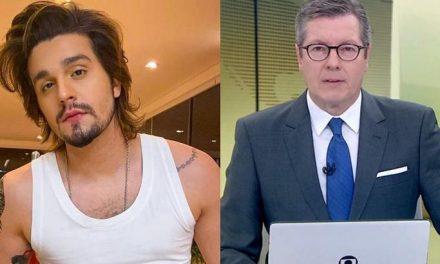 De contratações da CNN ao fim do noivado de Luan Santana: A semana dos famosos e da TV