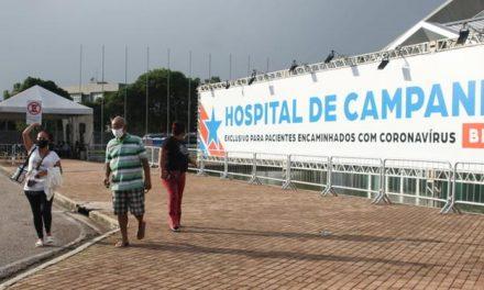 Taxa de ocupação de leitos se mantém estável no Pará