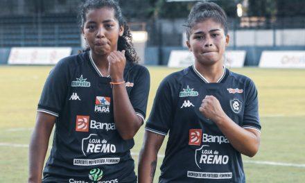 Com sete gols em cinco jogos, Suame comemora artilharia do Remo no Parazão Feminino