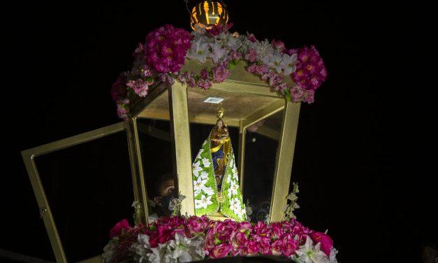 Imagem Peregrina de Nossa Senhora de Nazaré chega a Paróquia Sagrado Coração de Jesus