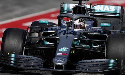 Hamilton aproveita safety car virtual e vence GP da F1 em Ímola