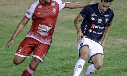 Com o goleiro Vinícius como herói, Remo arranca empate contra o Vila Nova na Série C