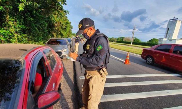 Rodovias do Pará tiveram 13 acidentes e 1 morte durante feriado