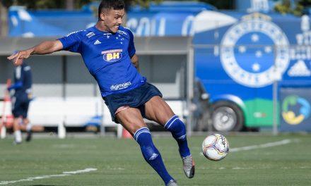 William Pottker revela preferência de função e contato de Felipão antes do acerto com o Cruzeiro