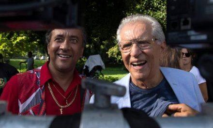 Sem cinema, Maurício Manfrini lança filme com Carlos Alberto no streaming